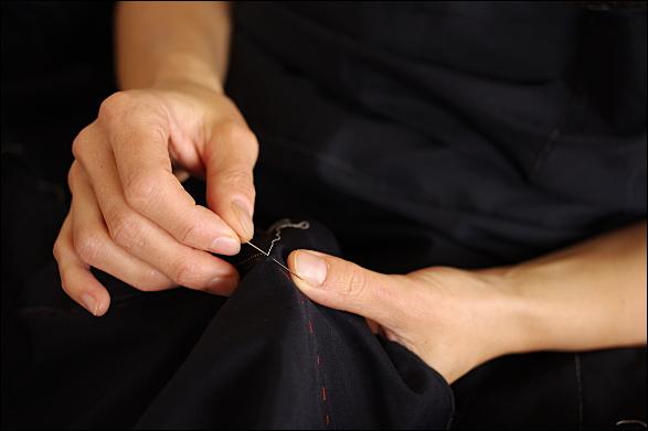 Couture du kesa