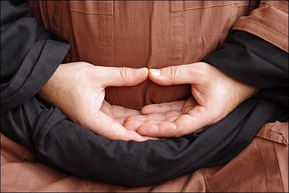 Zen - zazen