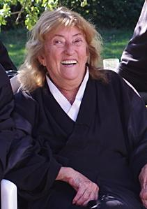 Josy Thibaut Nonne Fondatrice Dojo Zen Paris