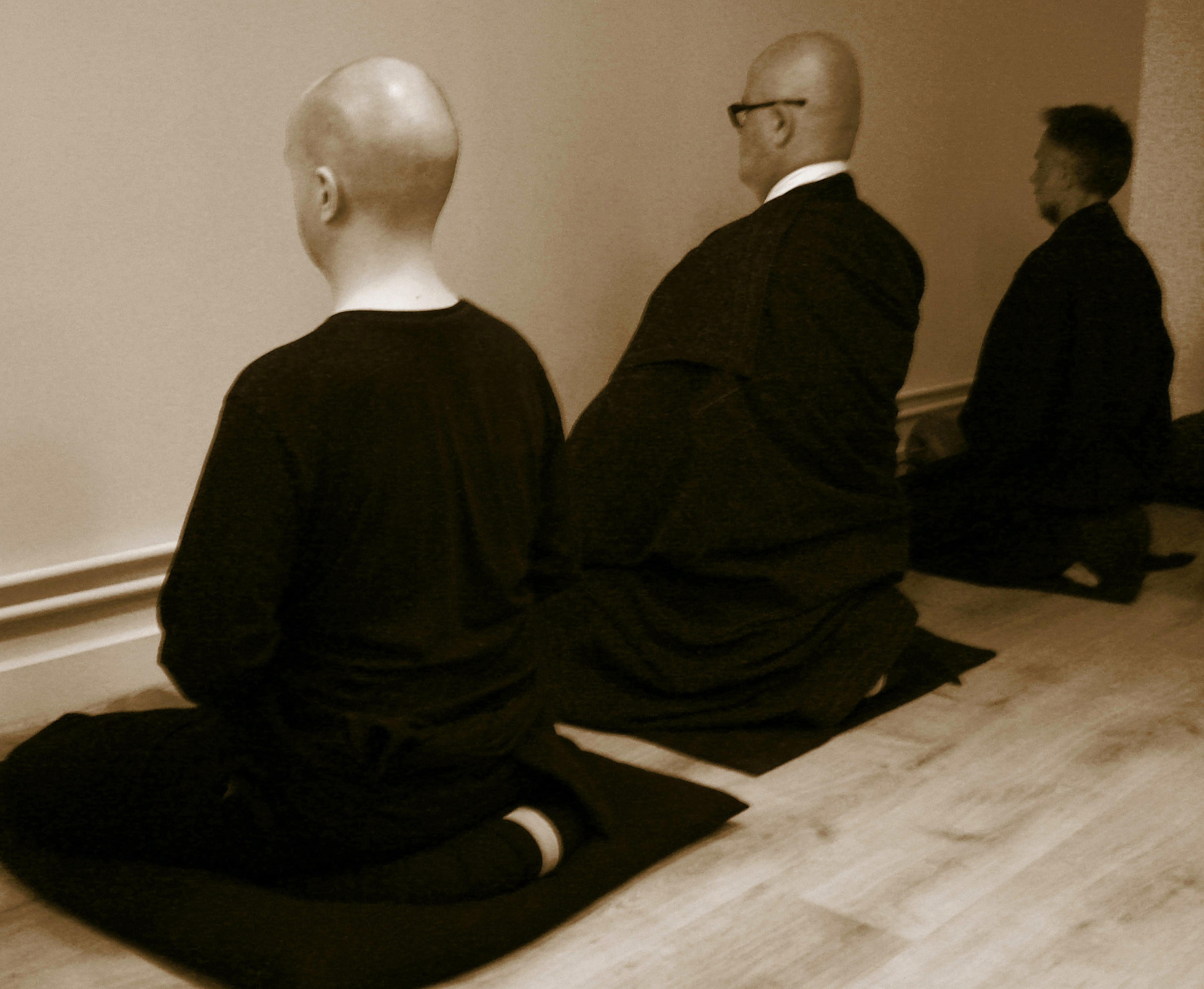 Méditation de Zazen